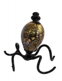 G/Осьминог (выс. 9см) черно-золотой