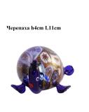 G/Черепаха (дл. 9см) сине-золотой