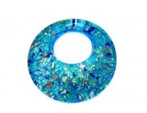 Арт. 157 Подвеска круглая диам.4,5см