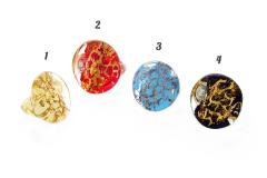 NV20 Кольцо Венеция с эффектом растрескивания 4 цвета
